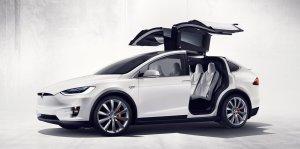 Tesla Model X | Wyczekiwana premiera