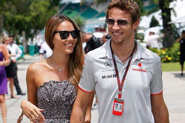 Dziewczyny kierowców F1