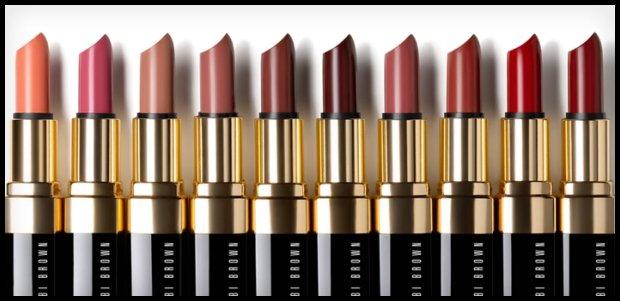 Pomadki Lip Color / (everythingbobbi.com)