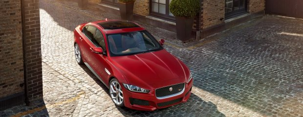 Jaguar XE Ingenium   Najoszczędniejszy Jaguar w historii
