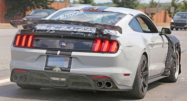 Prototyp Mustanga Shelby GT500