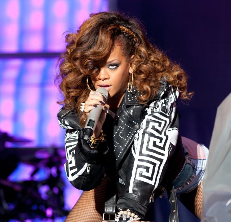 Rihanna w nowej fryzurze. Kolejne metamorfozy