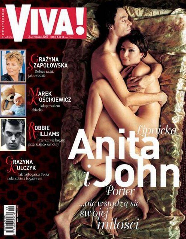 Anita Lipnicka, John Porter