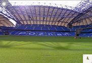 Polskie stadiony na Euro 2012 w Google Earth i Google Maps