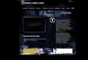 Strona internetowa Tomka Luberta