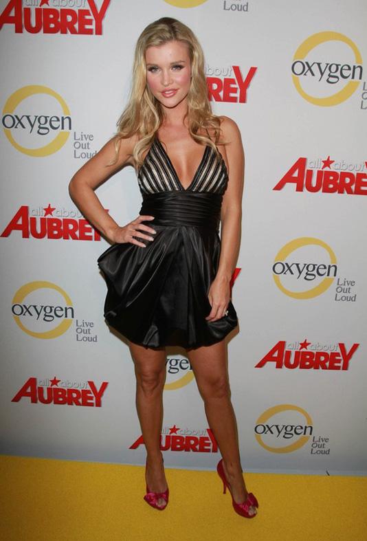 Joanna Krupa na imprezie Oxygen