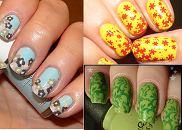 Wiosenne inspiracje w stylizacji paznokci