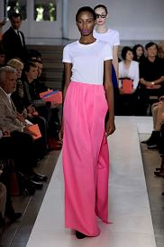 Ready to wear Spring Summer 2011  Jil Sander Milan September 2010  PHOTO: EAST NEWS / ZEPPELIN
