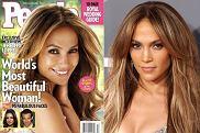 Jennifer Lopez najpiękniejszą kobietą świata