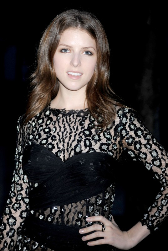 Anna Kendrick attends the Vanity Fair Party at the 2011 Tribeca Film Festival