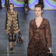 Kenzo jesień/zima 2011/12, Paris Fashion Week