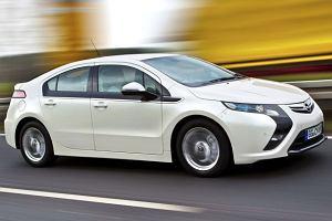 Opel Ampera - test | Pierwsza jazda
