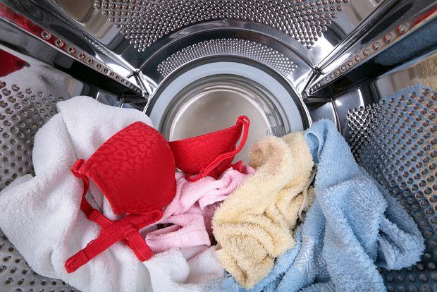 Ostrożnie z praniem