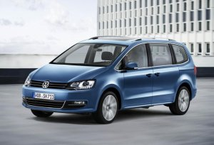 Salon Genewa 2015 | Volkswagen Sharan | Rodzinne poprawki