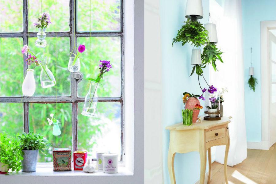 Pojemniki do kwiatów - najciekawsze propozycje.