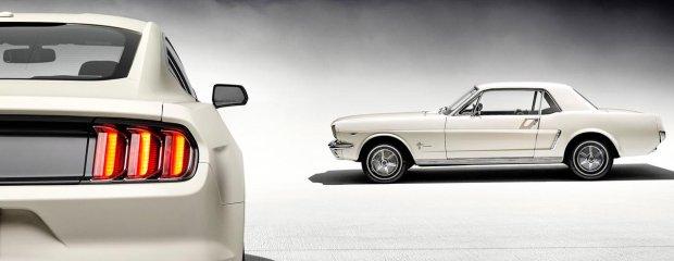 Pół wieku z Mustangiem | Historia modelu