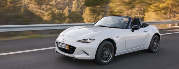 2015 Mazda MX-5 1.5 Skyactiv-G