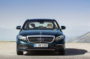 Mercedes klasy E | Pierwsza jazda | Technologiczny zawrót głowy