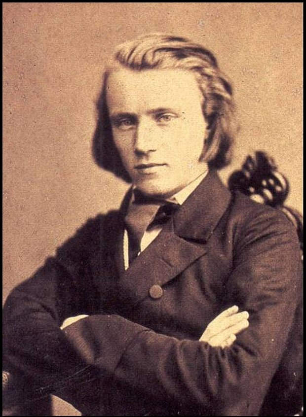 Johannes Brahms / commons.wikimedia.org