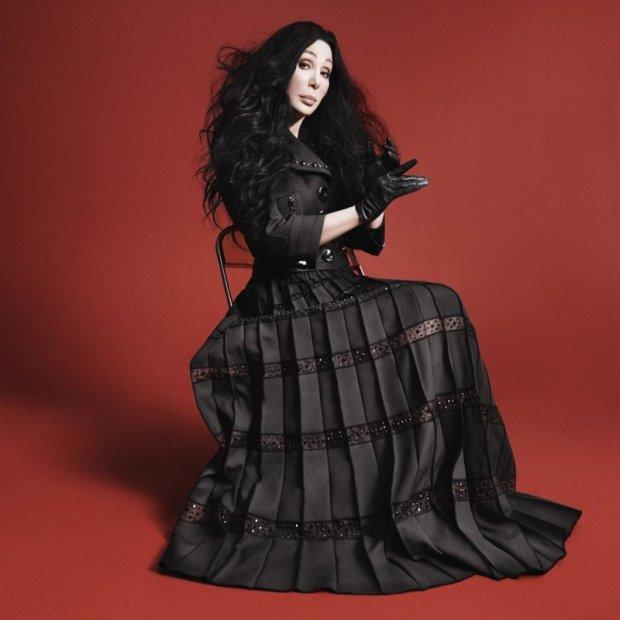 Cher w kampanii  Marc Jacobs jesień-zima 2015