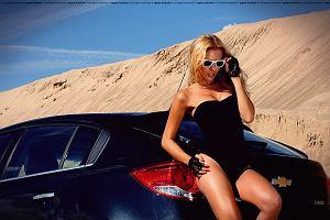 Dziewczyna i samochód: Kamila i Chevrolet