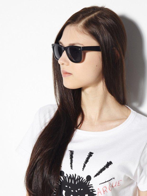 okulary przeciwsłoneczne, sinsay