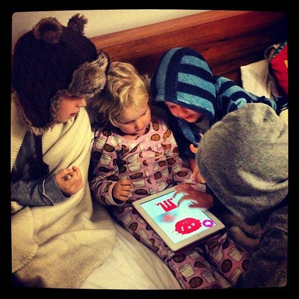 Testowanie na dzieciach
