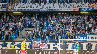 W superbly Kibole Widzewa włamali się w nocy na teren stadionu w Poznaniu KC39