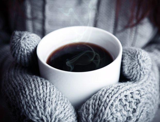 Kiedy jest zimno, mam właśnie tak