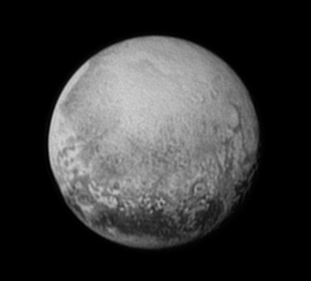 Pluton - zdjęcie z 11 lipca 2015