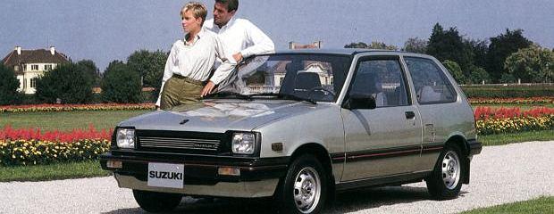 Suzuki Swift | To już 30 lat