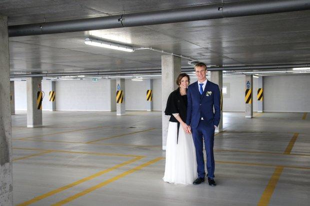 Michalina i Franciszek Przeradzcy