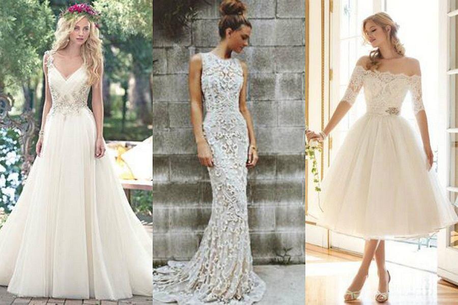 Fantastyczny Suknia ślubna za mniej niż 1000 zł - jaką wybrać i gdzie ją kupić? UQ33