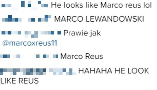 Komentarze fanów Roberta Lewandowskiego