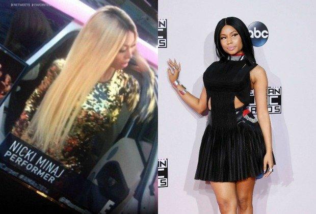 Dancia, Nicki Minaj