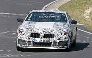Prototyp BMW M8 Coupe