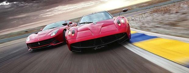 Pagani Huayra kontra Ferrari F12 Berlinetta | Po tamtej stronie mocy