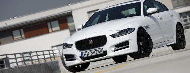 Jaguar XE 2.0 P 240 KM R-Sport | Test | Tylko nie mów do mnie kotku