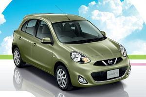 Nissan Micra po zmianach