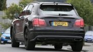 Bentley Bentayga Speed (prototyp)
