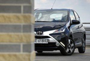 Toyota Aygo X-Clusiv | Test | X-Rayed