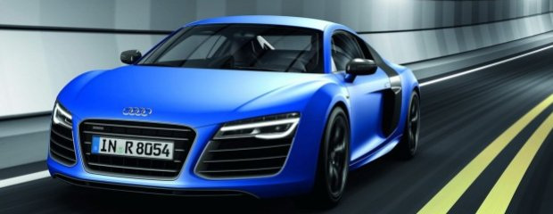 Audi R8 po faceliftingu