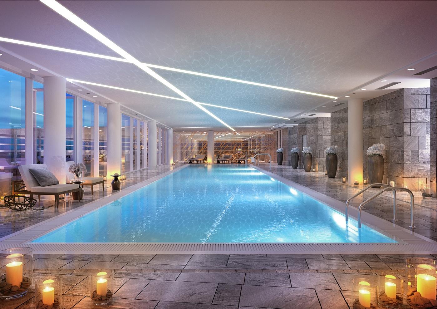 25-metrowy basen - Złota 44 (fot. materiały prasowe)