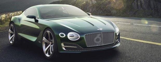 Salon Genewa 2015 | Bentley EXP 10 Speed 6 | Niespodzianka