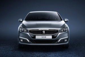 Peugeot 508  | Facelifting - nowy przód, więcej techniki