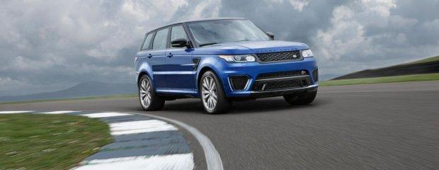 Range Rover Sport SVR | Takiego jeszcze nie było