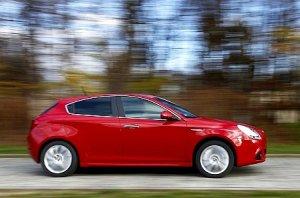 Alfa Romeo Giulietta 1.4 TB LPG   Test   Alfa daje w gaz!