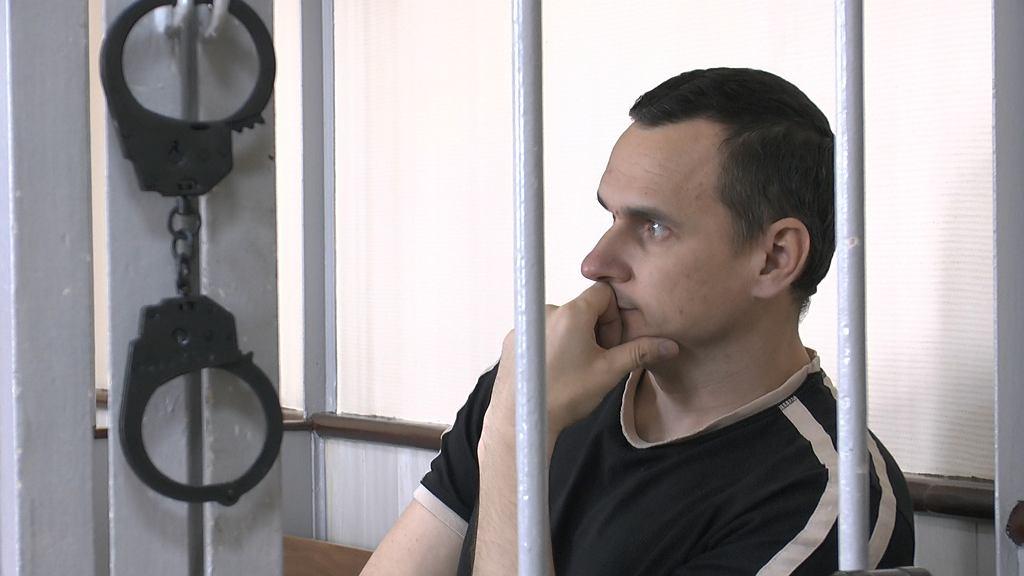 Sencow został zatrzymany w maju 2014 r. (fot. materiały prasowe)