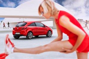 Salon Paryż 2014   Opel Corsa   Bardzo mocny facelifting