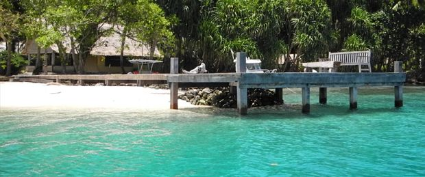 Tavanipupu Private Island Resort